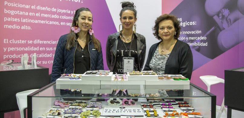 fadb038e8322 Clúster de Joyería de Bogotá presente en Expoartesanías